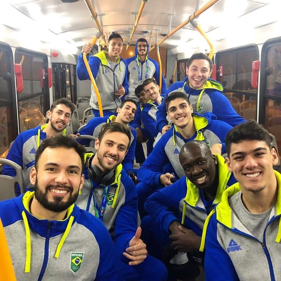 Brasil vai em busca do título em Lima (divulgação/CBV)