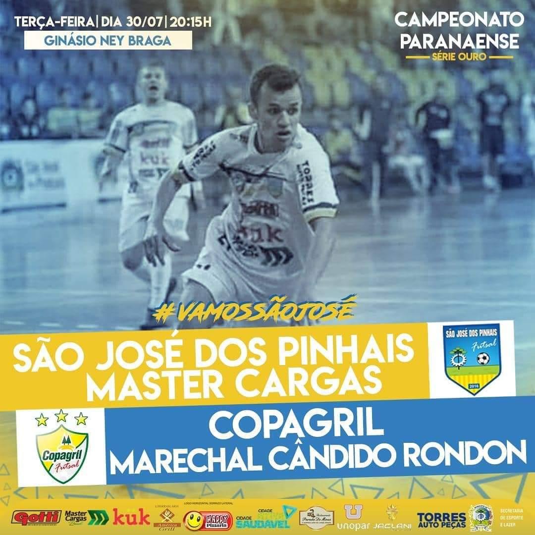 são-joseenses enfrentam novo desafio contra times da Liga Nacional (divulgação/SJP Futsal)