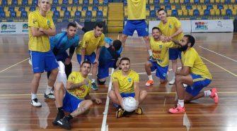 penúltimo treino do São José dos Pinhais (Divulgação/SJP Futsal)