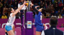 Brasil perde na disputa do terceiro lugar (divulgação/CBV)