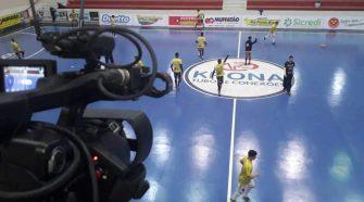 Cascavel Se Recuperou Com vitória sobre SJP (Divulgação/Cascavel Futsal)