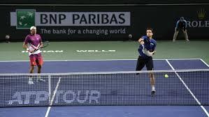 Melo e Pavic venceram dupla sérvia (divulgação/ATP Tour)