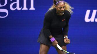 Serena vence por 2 sets a 1 (divulgação/US Open)