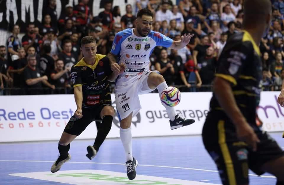 (divulgação/Pato Futsal)