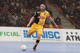 Rodrigo, fixo do Magnus Futsal (Guilerme Mansueto/Magnus Futsal)