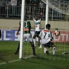 Rafinha fez gol e foi expulso no primeiro jogo com mando em Joinville (divulgação)