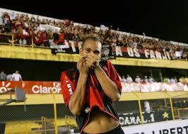 Atlético eliminou Santos em 2005 (divulgação)