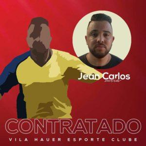 Jean Carlos teve passagem pela base do Palmeiras (divulgação)